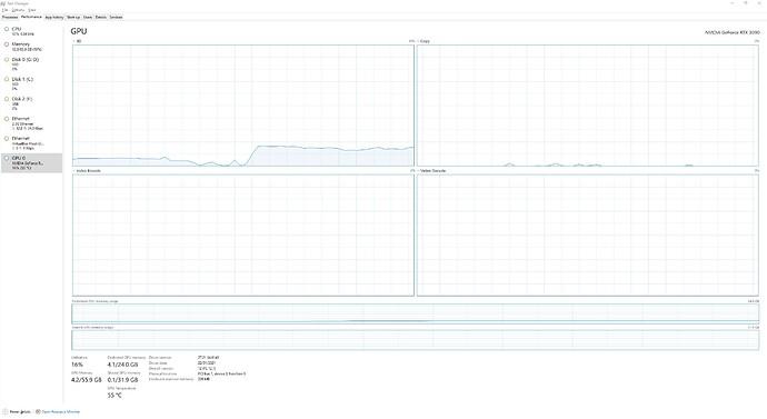Stranded Deep GPU Utilisation